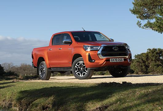 VAN FLEET WORLD PICKS HILUX AS ITS PICK-UP OF THE YEAR